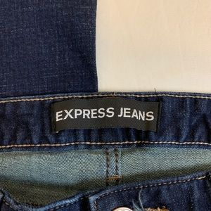 Express Jeans - Express Jeans bootcut size 6S